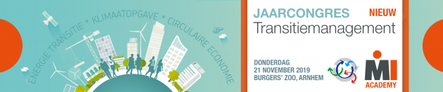 Jaarcongres Transitiemanagement