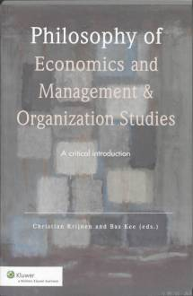 Philosophy of Economics and Management & Organization Studies (Engelstalig)