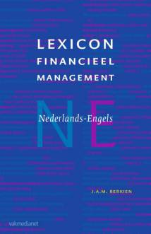 Lexicon Financieel Management Nederlands-Engels