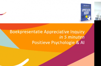 Online boekpresentatie Appreciative Inquiry